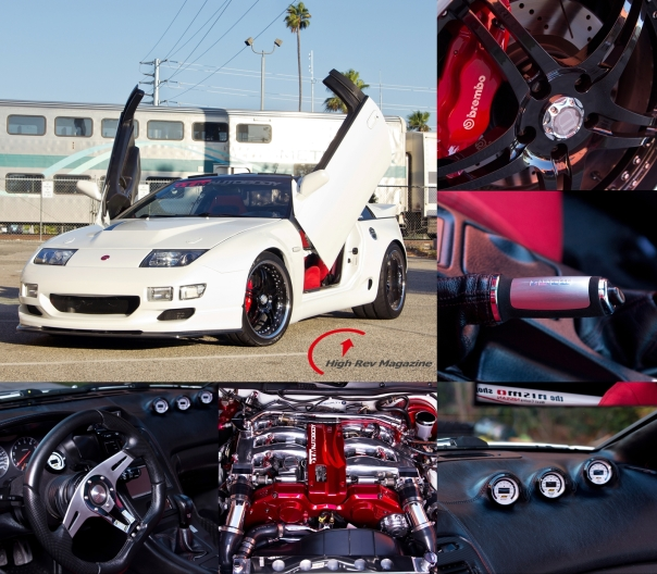 Beauty In The Beast>>Joe Gamas 1990 Nissan 300ZX (Z32
